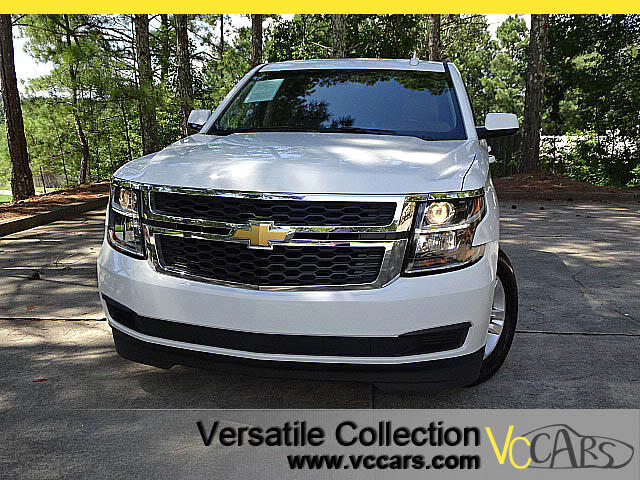 2017 Chevrolet Tahoe LT Tech Navigation Leather Heated Seats XM BT