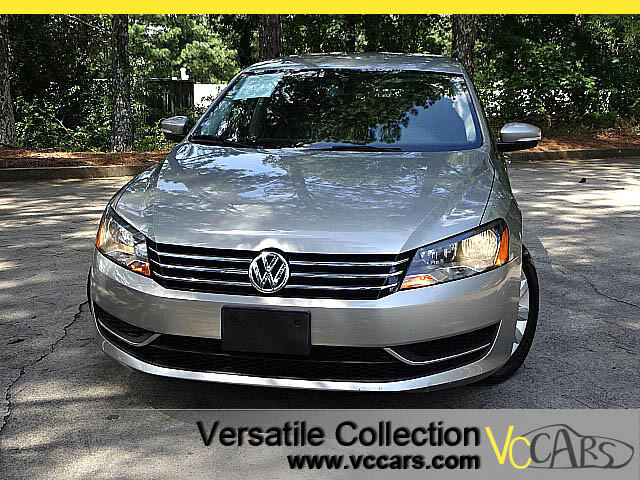 2013 Volkswagen Passat Auto S w/Appearance Package