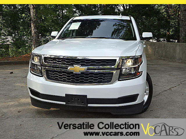 2017 Chevrolet Suburban 1500 LT Tech Navigation Heated Seats XM BOSE Camer