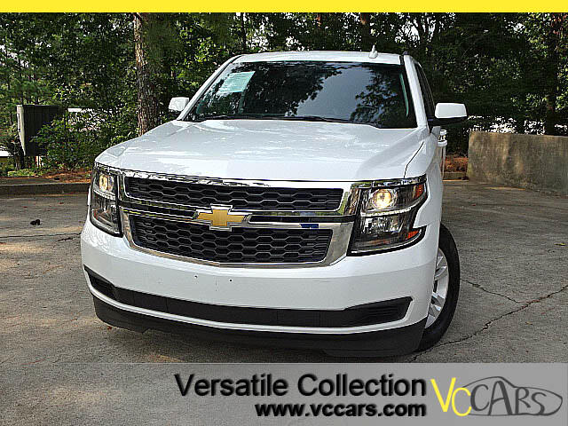 2017 Chevrolet Tahoe LT Tech Navigation Bose XM BT Camera