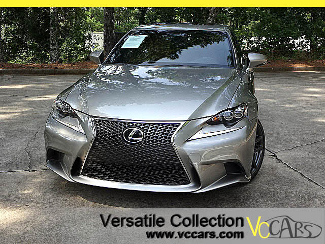 2015 Lexus IS 250 F Sports Tech Blind Spot Monitors Camera XM BT HID