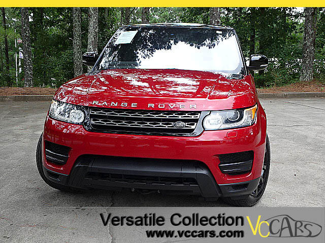 2016 Land Rover Range Rover Sport SE Tech Navigation System w/3rd Row Seat