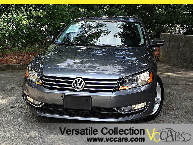 2015 Volkswagen Passat 1.8T Limited Edition Leather Heated Seats Camera X