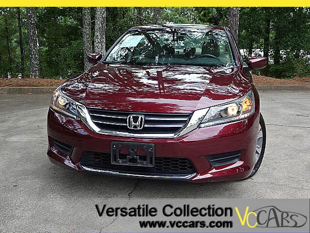 2015 Honda Accord Sedan LX CVT