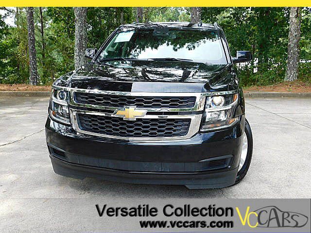 2017 Chevrolet Tahoe LT Tech Navigation Leather Bose Camera XM BT