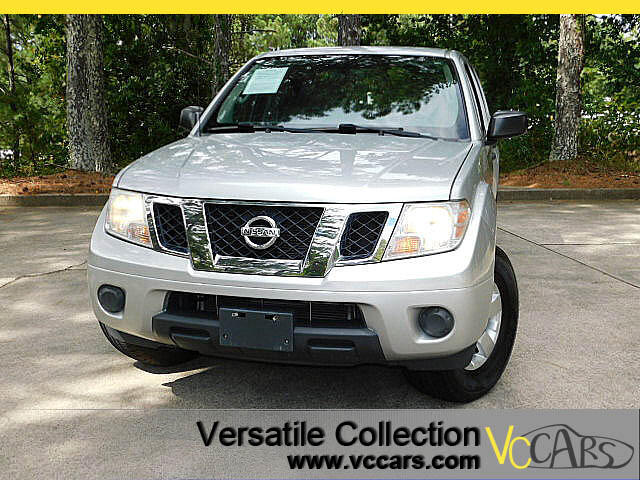 2012 Nissan Frontier SV Crew Cab Automatic