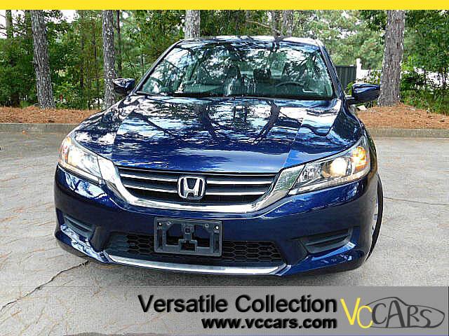 2015 Honda Accord Sedan LX CVT