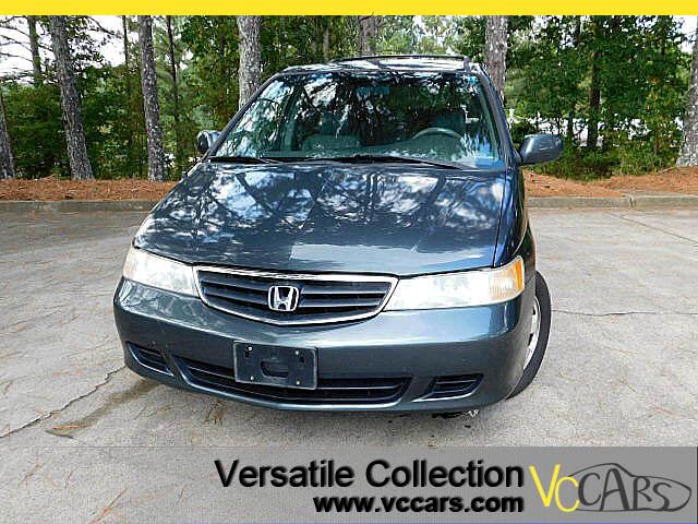 2003 Honda Odyssey EX-L w/DVD Leather Heated Seats