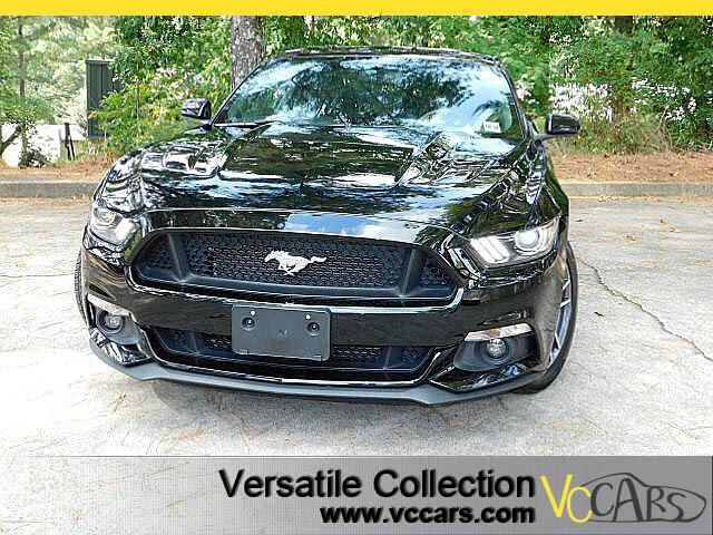 2015 Ford Mustang GT Fastback Coupe