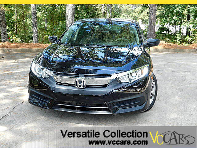 2016 Honda Civic Sedan LX CVT