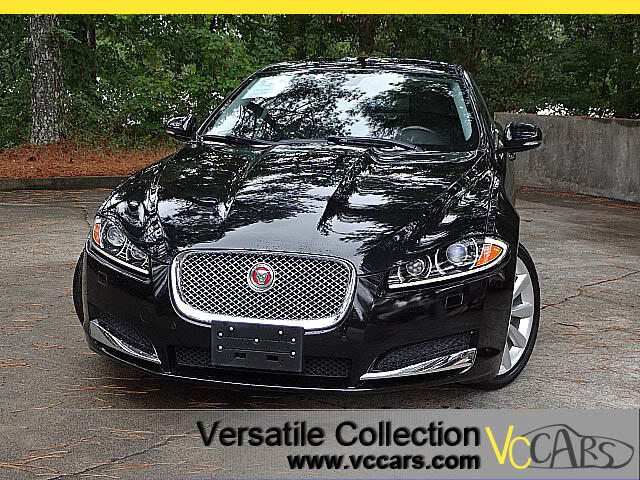 2014 Jaguar XF SC Tech Navigation Camera HID LED XM