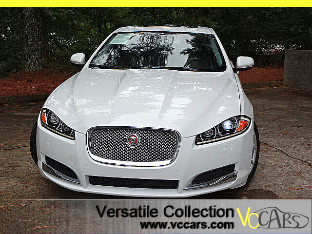 2014 Jaguar XF Premium Tech Navigation Camera LED HID XM