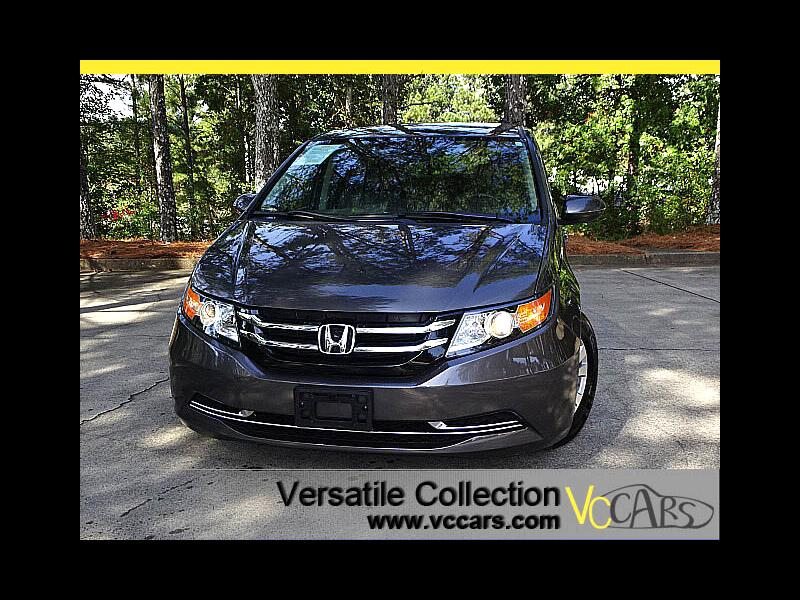 2016 Honda Odyssey EX Blind Spot Camera Dual Power Doors XM BT