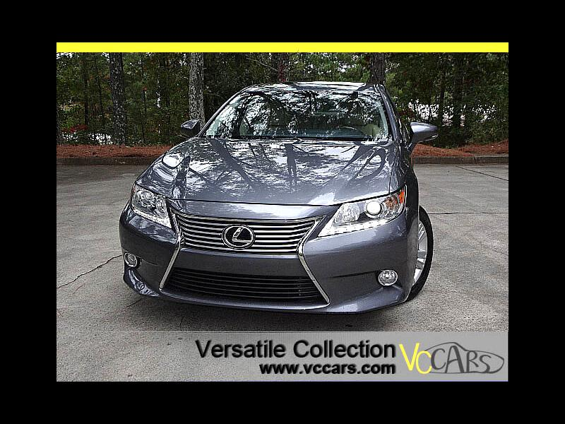 2015 Lexus ES 350 Premium Tech LED XM BT CAMERA