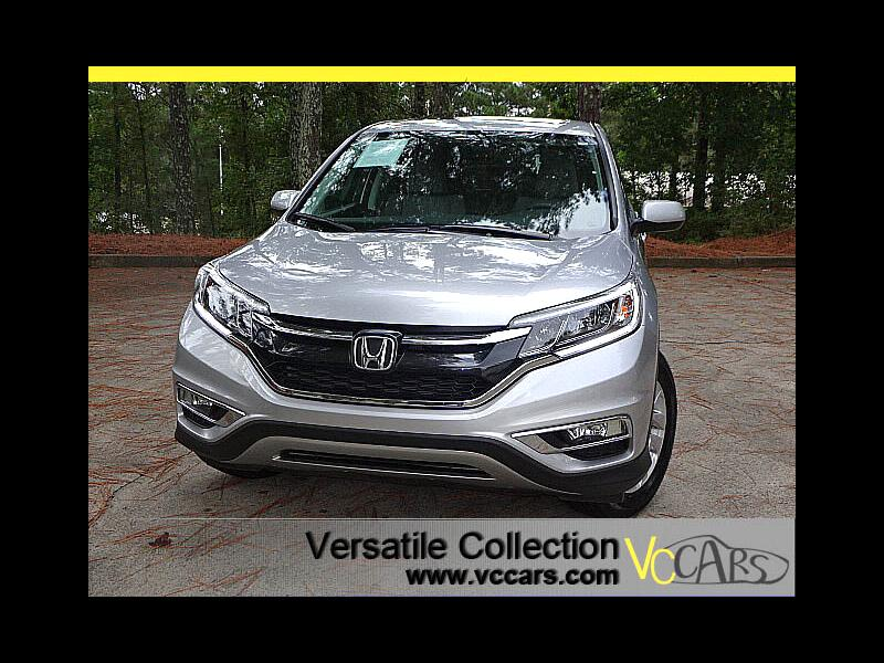 2015 Honda CR-V EX Tech Blind Spot Camera Sunroof Alloys XM BT