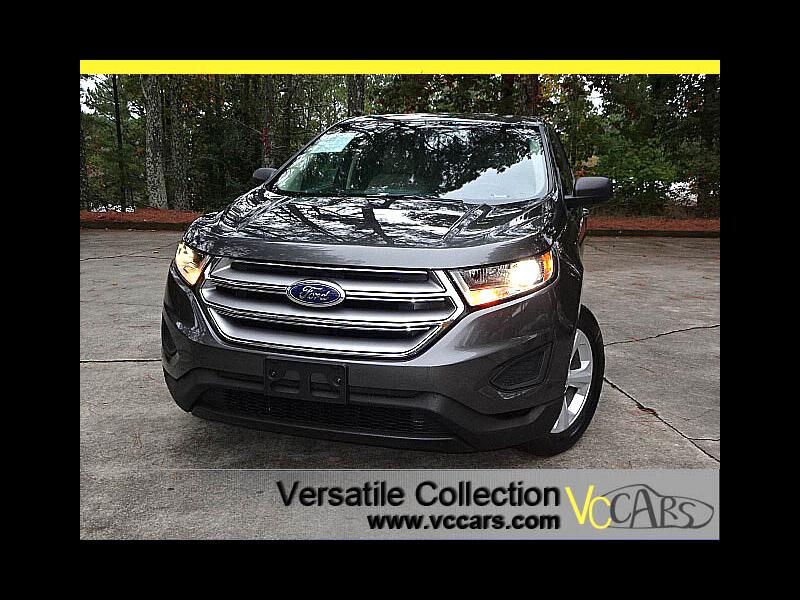 2016 Ford Edge SE w/Back Up Camera XM BT Alloys