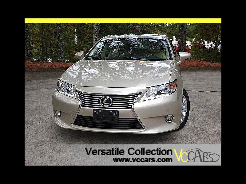 2015 Lexus ES 350 Premium Plus Tech Navigation Blind Spot Monitor LE
