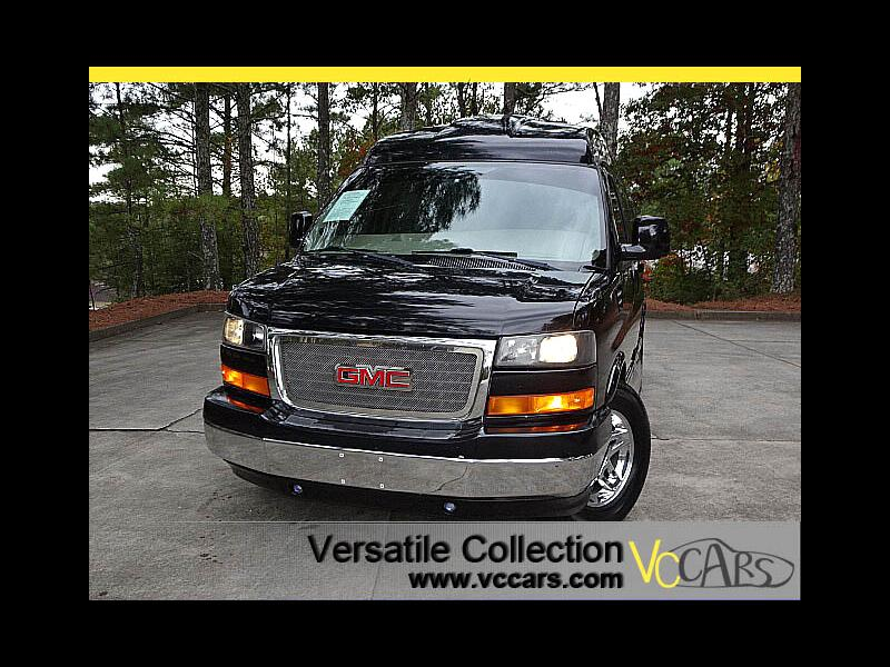 2008 GMC Savana Cargo Van Explorer II Safari Edition