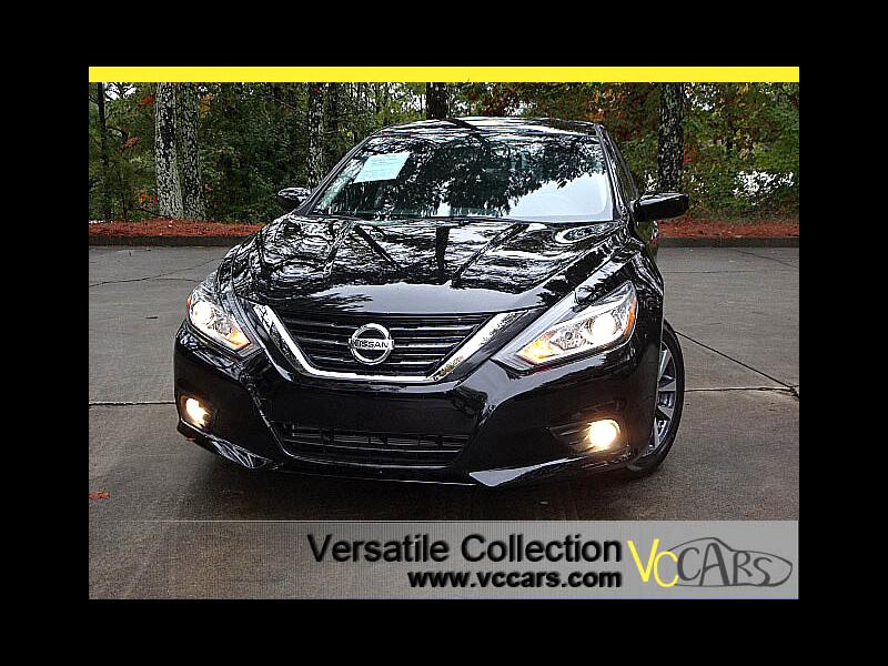 2016 Nissan Altima SV Premium Package Blind Spot Monitors Camera XM B