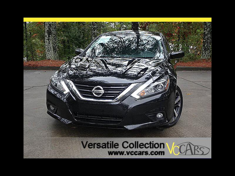 2016 Nissan Altima SR Sports Package Camera HID LED Alloys Spoiler