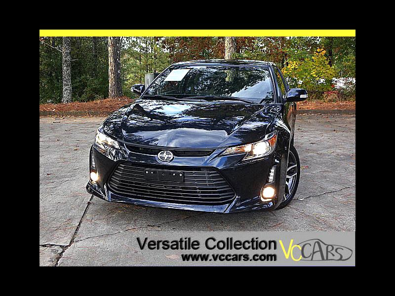 2016 Scion tC Auto Spec Panoramic Roof XM BT Alloys