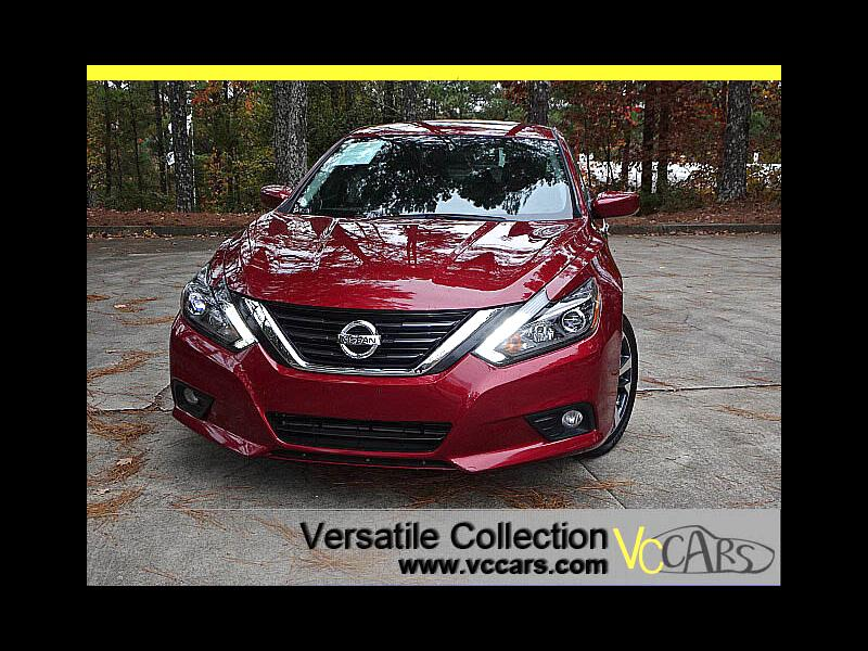 2016 Nissan Altima SR Apprearance Package LED HID XM BT Camera