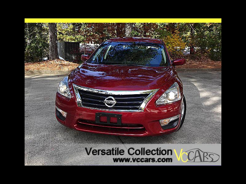 2014 Nissan Altima 2.5 S Special Edition Back Up Camera XM BT