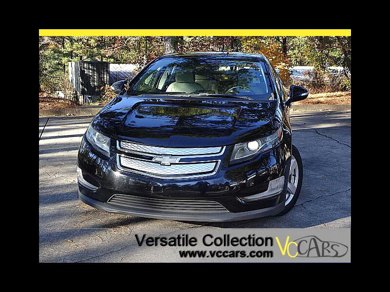 2011 Chevrolet Volt Premium Tech Navigation Leather Bose Sound XM BT
