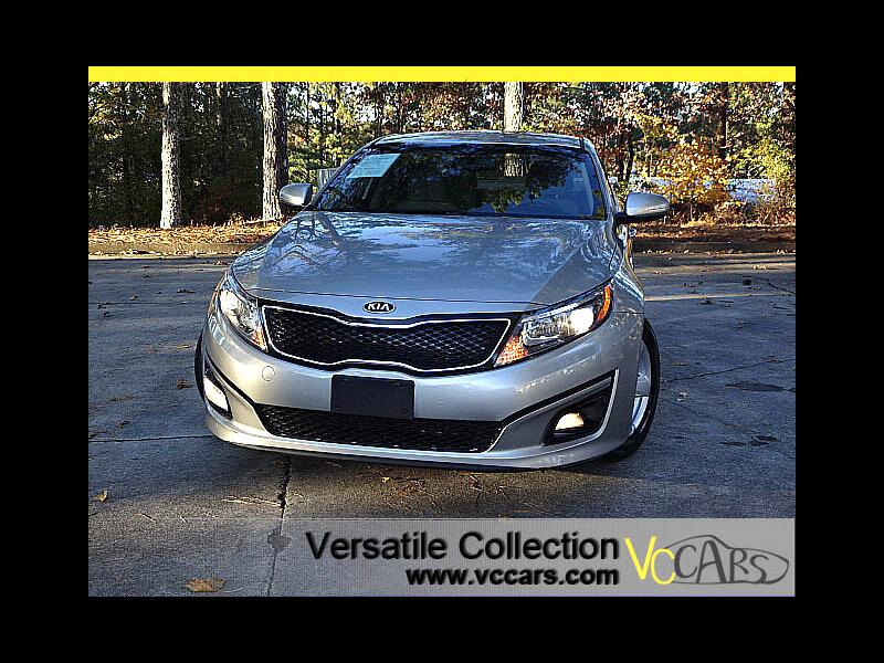 2015 Kia Optima LX Back Up Camera Power Seat Alloys XM BT