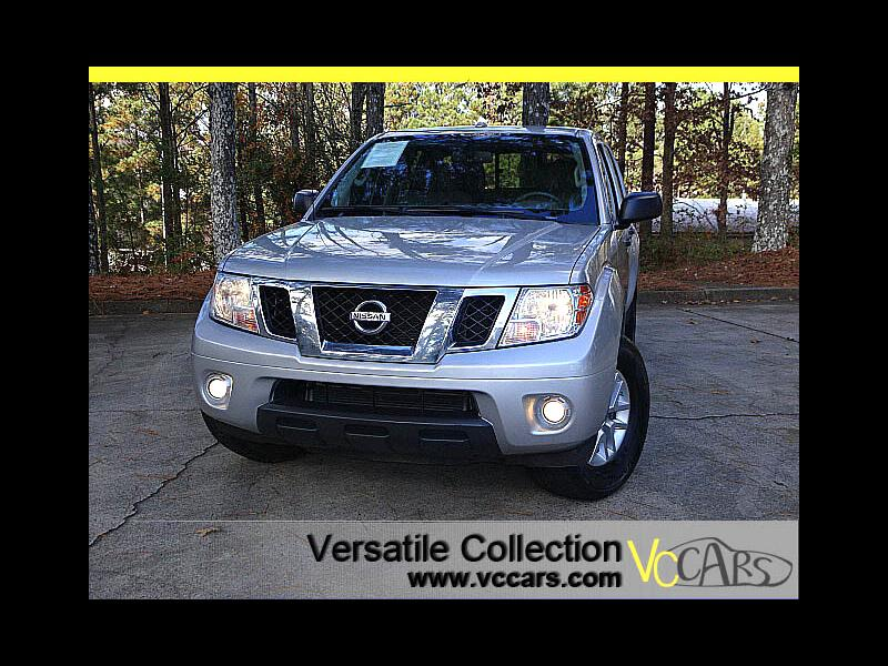 2016 Nissan Frontier Crew Cab SV Back Up Camera Heated Seats XM BT Allo