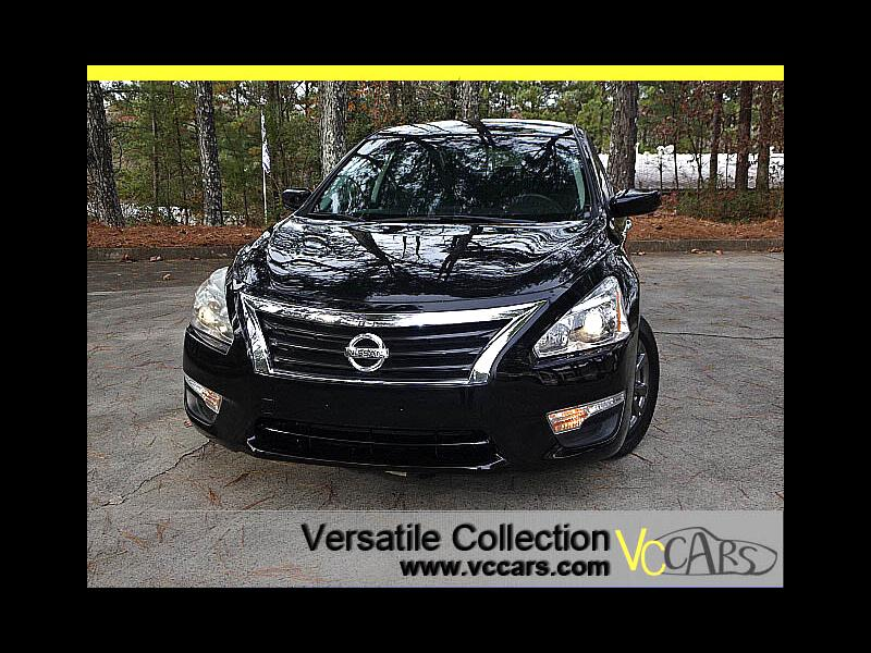 2015 Nissan Altima 2.5 S Sports Package Camera Alloys Spoiler XM BT