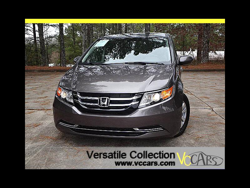2016 Honda Odyssey EX-L Blind Spot Camera Heated Seats Sunroof BT XM