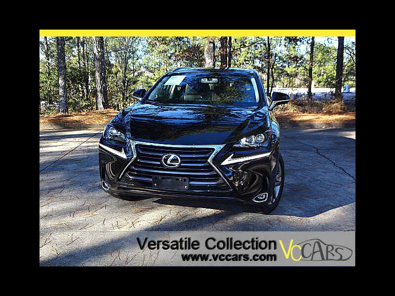 2015 Lexus NX 200t AWD Premium Plus Tech Navigation Blind Spot Monito