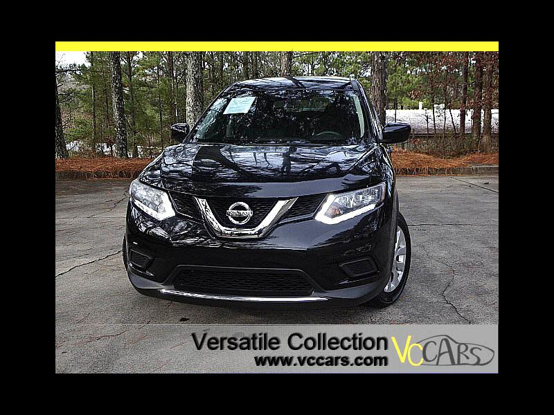 2016 Nissan Rogue S Special Edition Back Up Camera XM BT LED