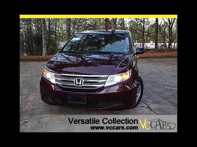 2012 Honda Odyssey EX w/ Leather Seats Back Up Camera Alloys XM BT