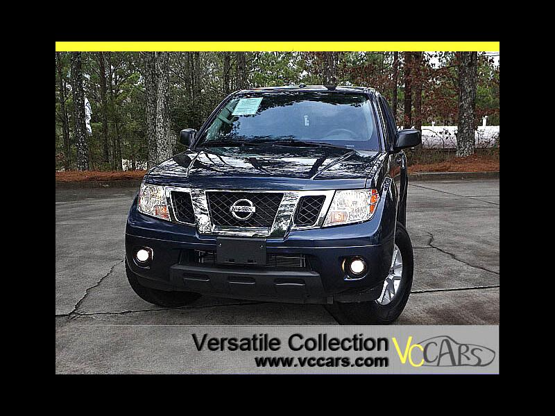 2017 Nissan Frontier Crew Cab SV V6 Heated Seats Back Up Camera XM BT A
