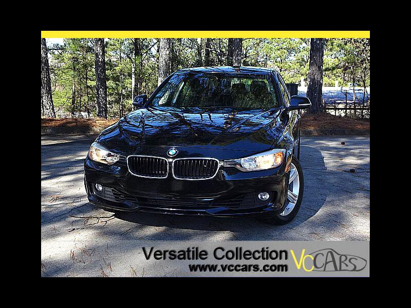 2015 BMW 3 Series 328i xDrive AWD SULEV Tech Navigation Sunroof XM B