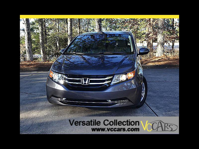2015 Honda Odyssey EX Sports Blind Spot Camera XM BT Alloys