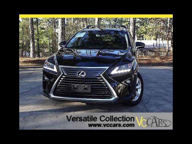 2016 Lexus RX 350 Premium Plus Tech Navigation Blind Spot Monitors L