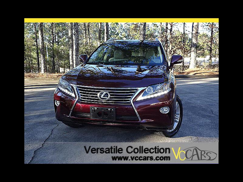 2015 Lexus RX 350 AWD Premium Plus Tech Navigation Blind Spot Monito