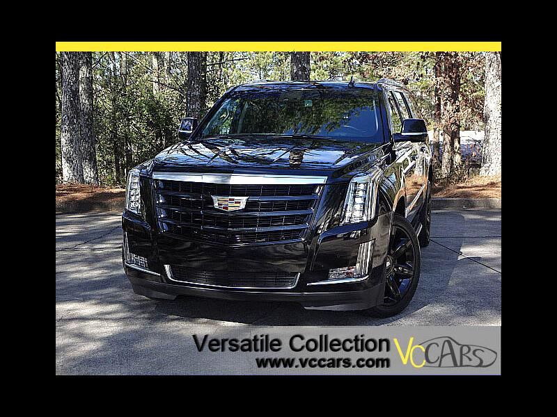 2016 Cadillac Escalade ESV Luxury Collection Tech Navigation Blind Spot Rear
