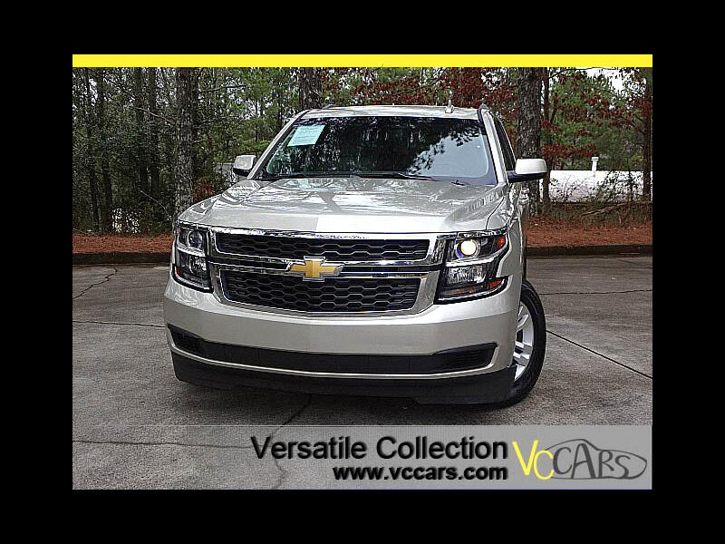 2016 Chevrolet Suburban 1500 LT Tech Navigation Bose Sound Heated Seats LE