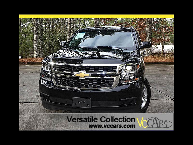 2018 Chevrolet Suburban 1500 LT Tech Navigation Bose Sound Heated Seats LE