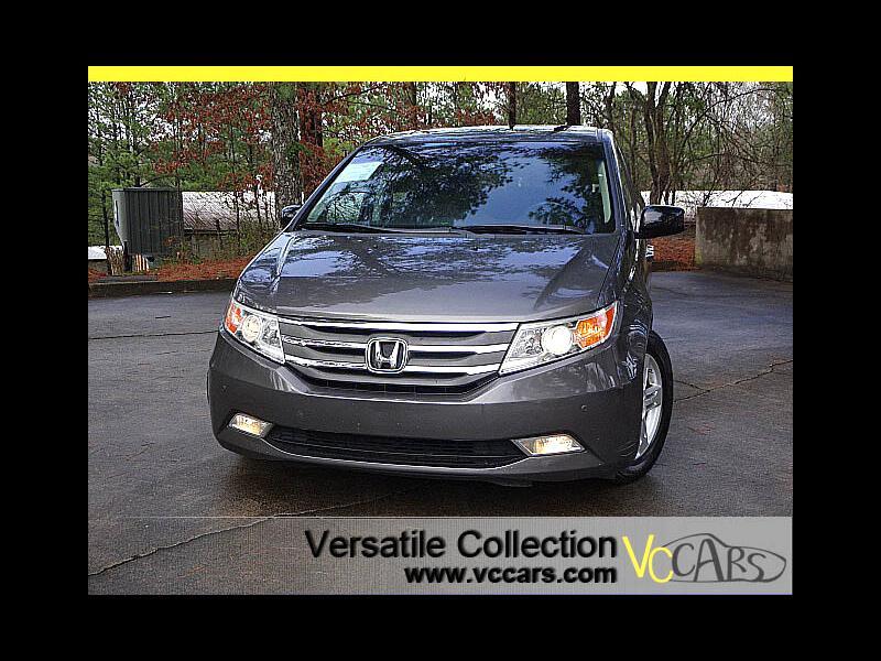 2011 Honda Odyssey Touring Tech Navigation DVD Entertainment System C