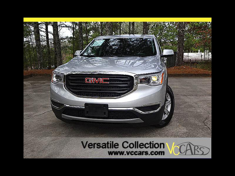 2017 GMC Acadia SLE-1 Back Up Camera XM BT Alloys