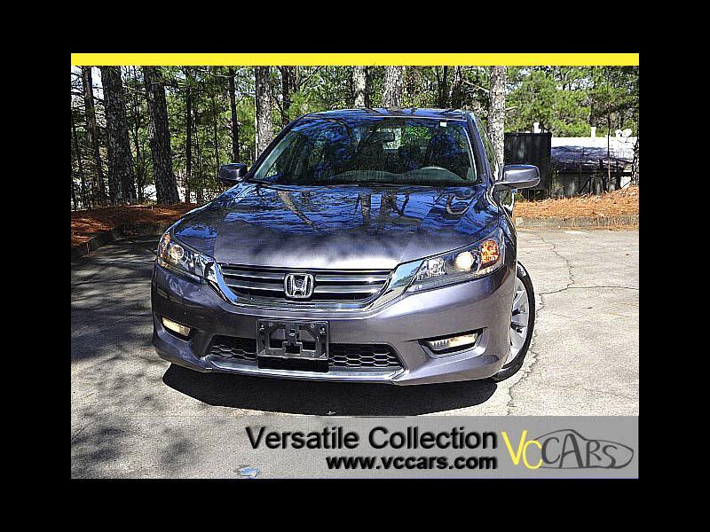 2015 Honda Accord Sedan EX CVT Blind Spot Camera Sunroof XM BT Alloys