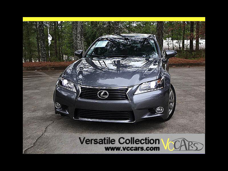 2015 Lexus GS 350 Tech Navigation Camera XM BT LED HID Alloys