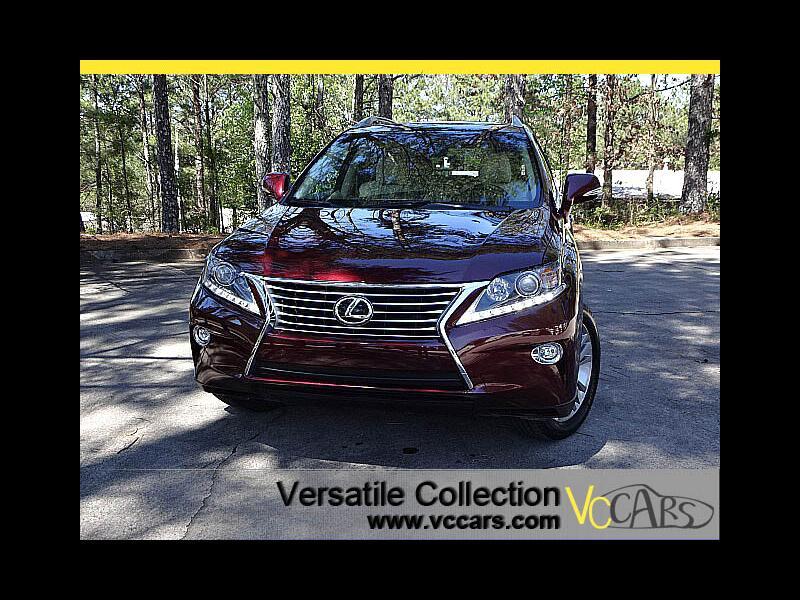 2015 Lexus RX 350 Premium Plus Tech Navigation Blind Spot Monitors L