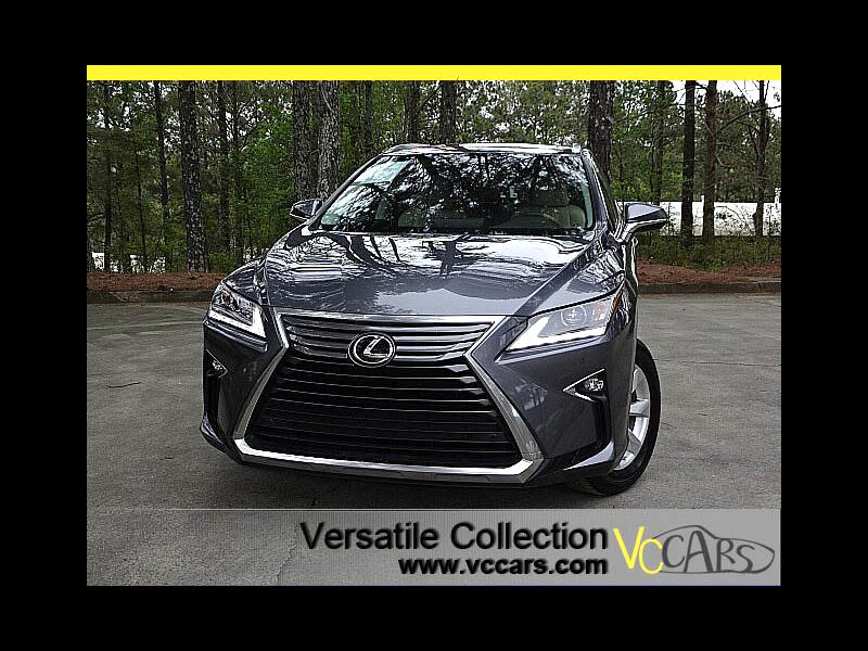 2016 Lexus RX 350 Premium Tech Blind Spot Monitors LED HID XM BT All