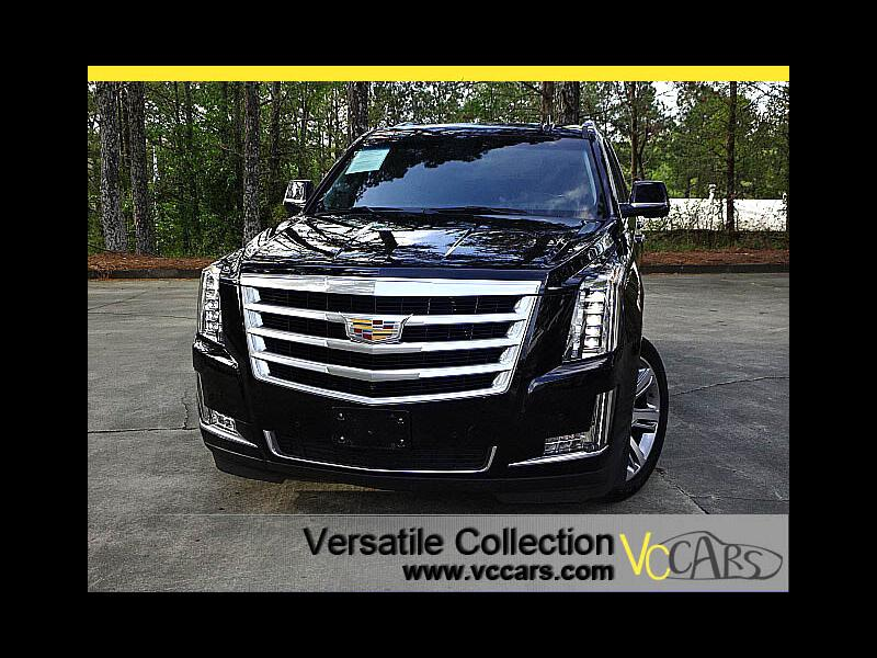 2016 Cadillac Escalade 4WD Luxury Collection Tech Navigation DVD LED HID